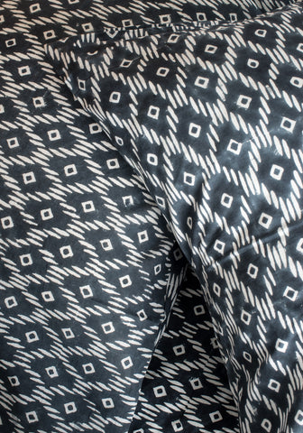 Black Diamond Sheet Set