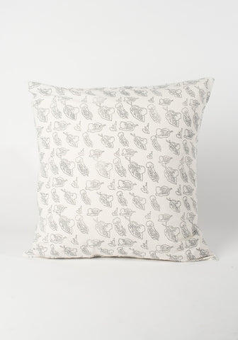 Cobra Lily Pillow
