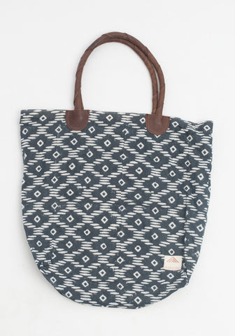 Diamonds Blue Tote