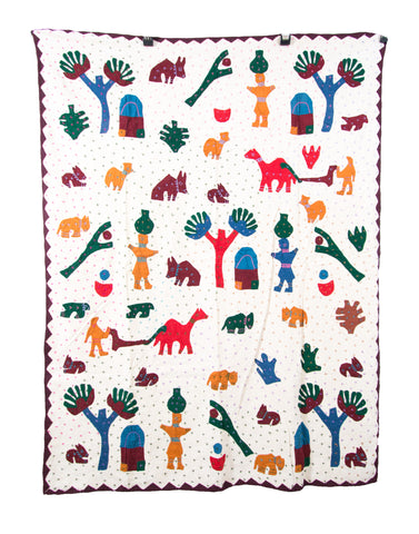 Animal Kingdom Blanket
