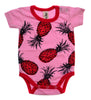 Pink Pineapple Onesie