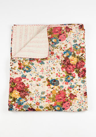 Floral Perfection Quilt