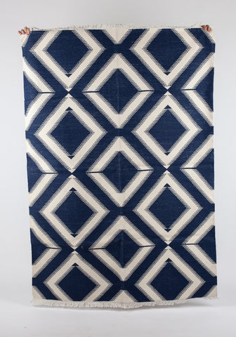 Kaleidoscope Dream Dhurrie Rug