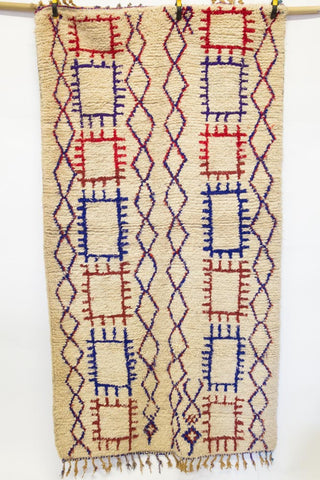 Antique Moroccan Rug