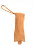 Tan Leather Pencil Pouch