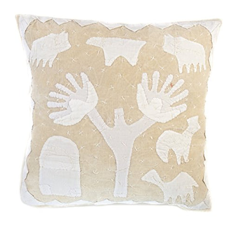 Animal Kingdom Velvet Pillow