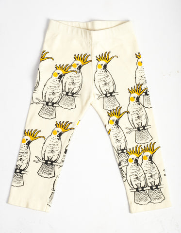 Punk Birds Leggings