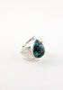 Blue Bird Turquoise Ring