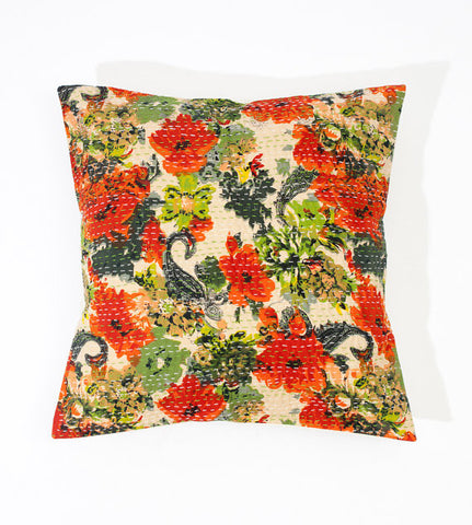 Floral Paisley Pillows