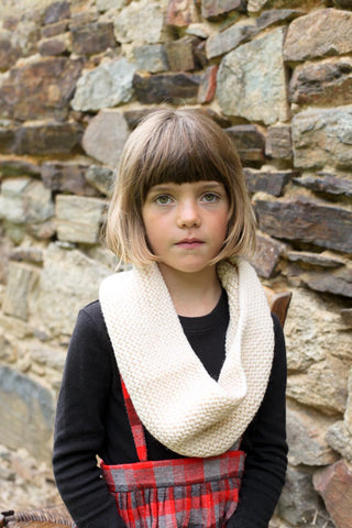 Kid's Knit Scarf Junior