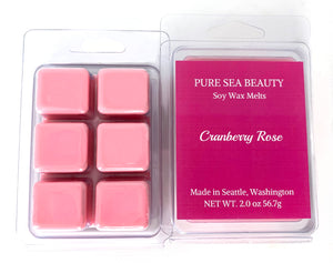 Cranberry Rose Wax Melt