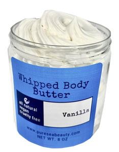 Vanilla Whipped Body Butter