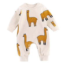 Load image into Gallery viewer, Alpaca Romper
