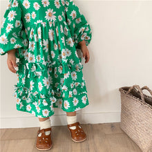 Load image into Gallery viewer, Daisy Fields Dress, Candy Green