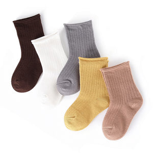 Cotton Sock Bundle, Autumn Mix