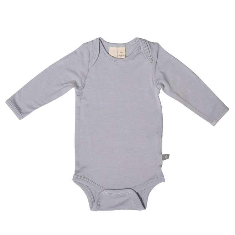 Long Sleeve Bodysuit, Storm