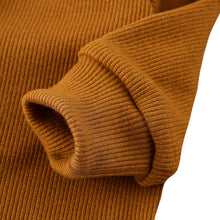 Load image into Gallery viewer, Ribbed Footless Jumper, Copper