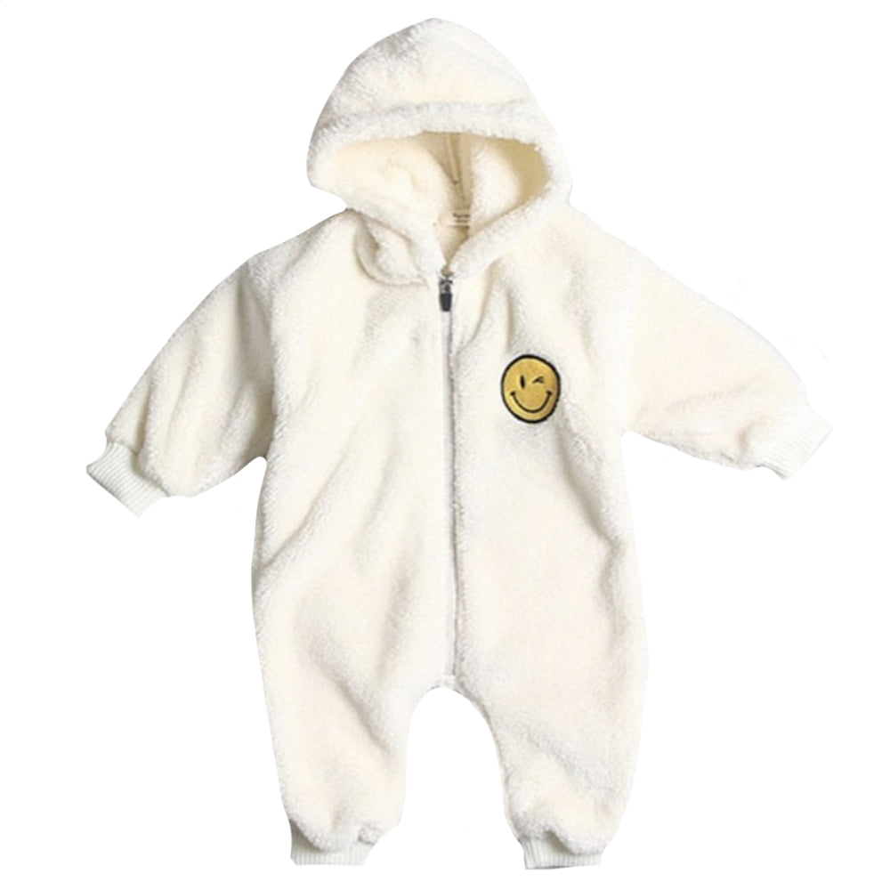 Harlow Teddy Suit, Soft White