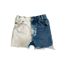 Load image into Gallery viewer, Arizona Denim Cut Off Shorts, Two Tone (size 7)