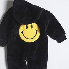 Load image into Gallery viewer, Harlow Teddy Suit, Black