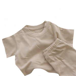 Baby Lounge Set, Beige