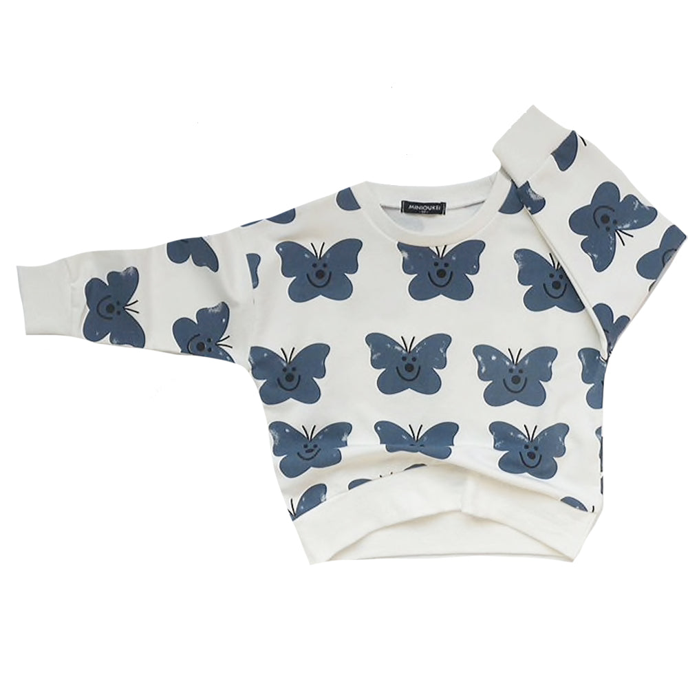 Butterfly Blues Sweatshirt