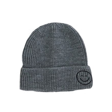 Load image into Gallery viewer, Harlow Knit Beanie, Grey (PRE-ORDER)