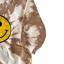 Load image into Gallery viewer, Tie-Dye Lounge Romper, Happy Days (PRE ORDER)