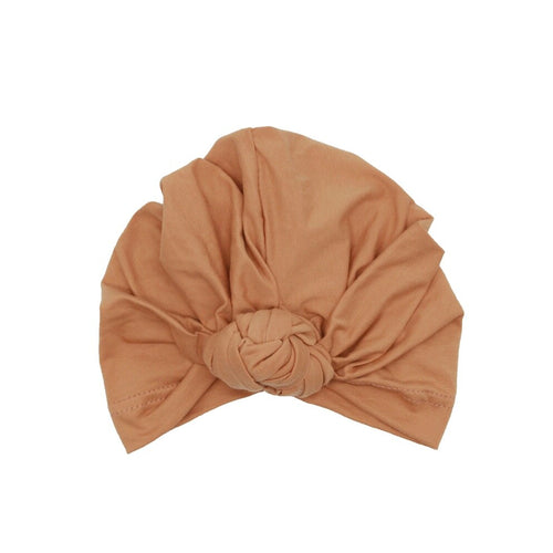 Twist Knot Turban, Ginger