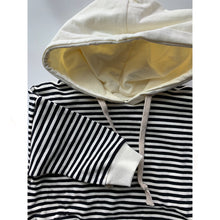Load image into Gallery viewer, Hooded Bodysuit, Stripe