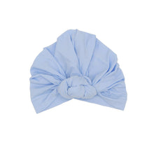 Load image into Gallery viewer, Twist Knot Turban, Periwinkle