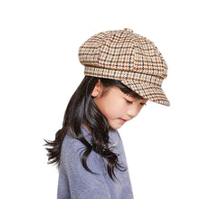 Load image into Gallery viewer, Riviera Cap, Tattersall Plaid