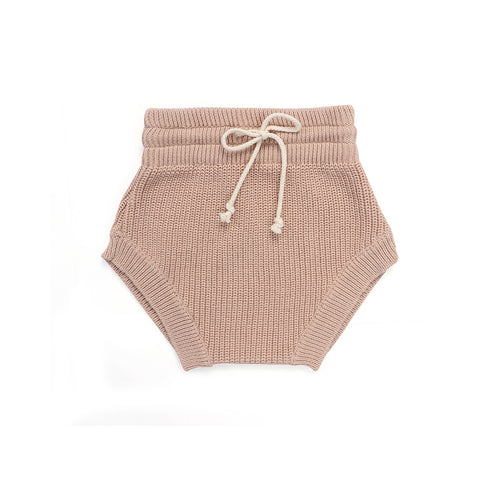 Harlow Knit Bloomer Short, Sand