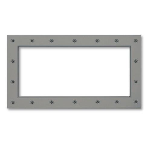 Hydrotools Front Plate for Widemouth Skimmer, Grey