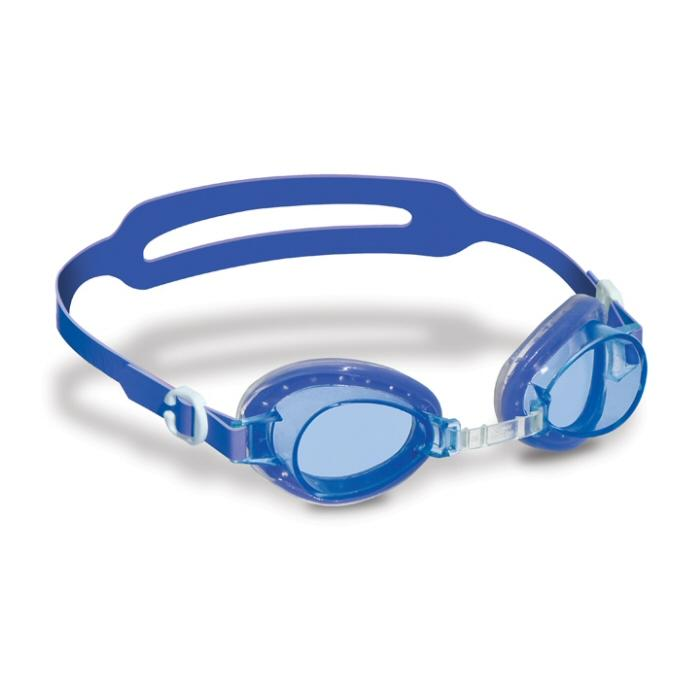 Swimline Aruba Supersoft Jelly Kid's Swimming Goggles with Case