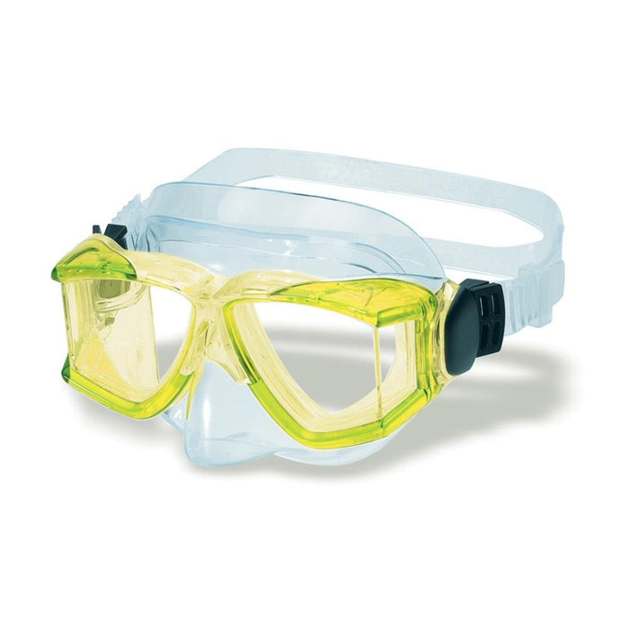 Swimline Extreme Tri-View Frame Youth/Adult Swim and Snorkeling Mask