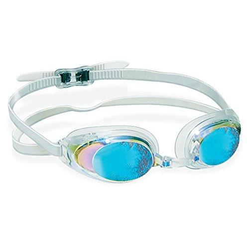 Swimline Race One Finalist Youth & Adult Competition Swimming Goggles