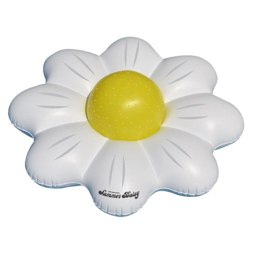 Inflatable Pool Toys Swimline Summer Daisy Inflatable Pool Ring and Beach Ball Set - Grizzly Supply Co