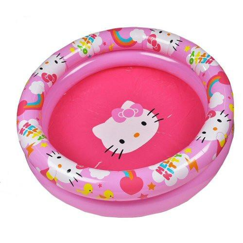 Pools Hello Kitty Inflatable Kiddie Wading Pool - Grizzly Supply Co