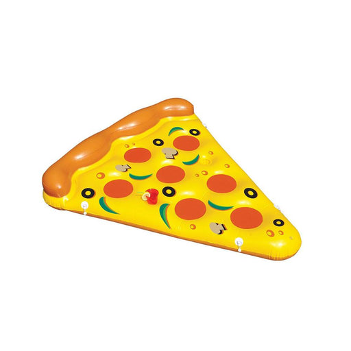Inflatable Pool Toys Swimline Inflatable Pizza Slice Pool Island - Grizzly Supply Co