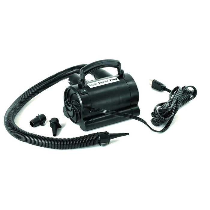 air pump Swimline 9095 High Capacity 110V Electric Air Pump - Grizzly Supply Co