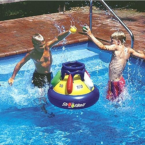 Inflatable Pool Toys Swimline Shootball Inflatable Swimming Pool Game - Grizzly Supply Co