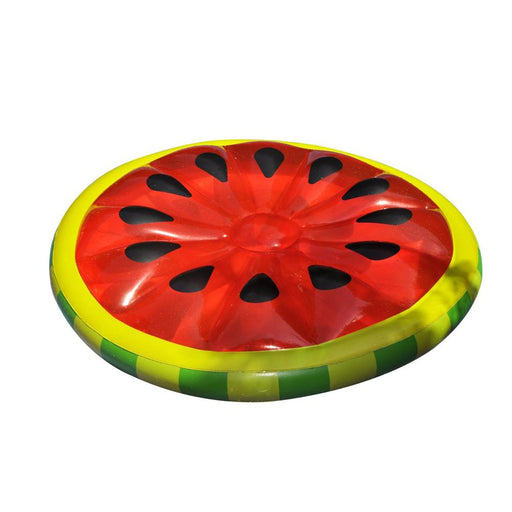Inflatable Pool Toys Swimline Watermelon Slice Inflatable Pool Island - Grizzly Supply Co
