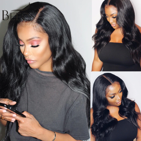 Body Wave 360 Brazilian Remy Human Hair Lace Front Wig