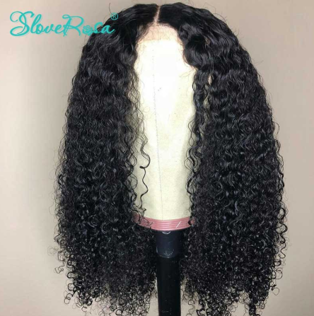 Malaysian Remy Human Hair Lace Front Wig