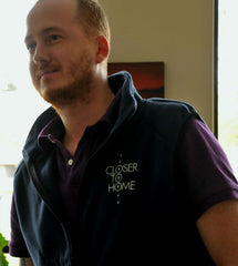 Closer to Home Fleece Vest