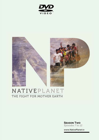 Native Planet Season 2, 2017, DVD