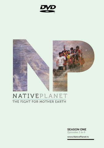 Native Planet Season 1, 2014, DVD