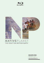 Native Planet Season 1, 2014, Blue Ray Disc
