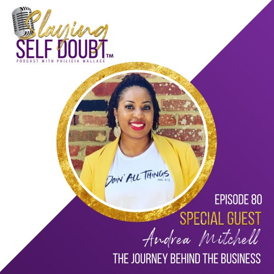 Slaying Self Doubt Interview